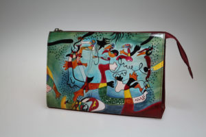 The Memory of Joan Miro_The Swalow - Love