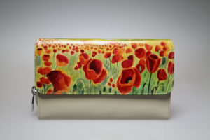 The Red Poppy Meadow
