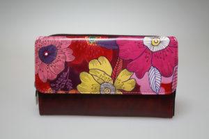 The Red Bloom Gobelin Tapestry