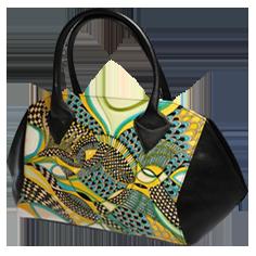 Medium sized handbags